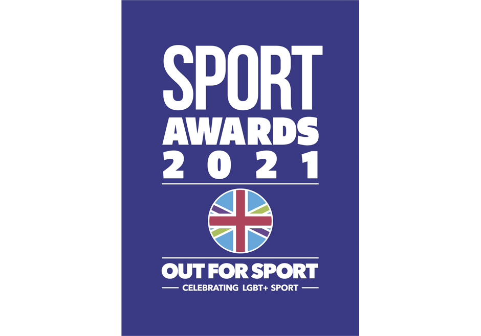 Out For Sport 2021 Awards logo